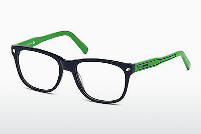 brille Dsquared DQ5202 090 - Blå