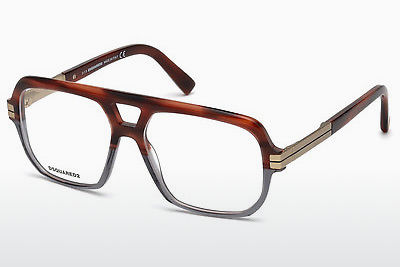 brille Dsquared DQ5208 065 - Horn, Horn, Brown