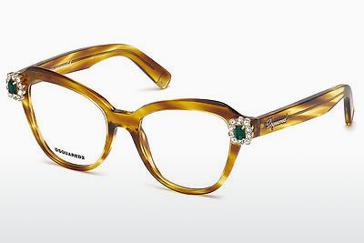 brille Dsquared DQ5212 047 - Brun, Bright
