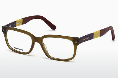 brille Dsquared DQ5216 046 - Brun, Bright, Matt