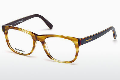 brille Dsquared DQ5217 047 - Brun, Bright