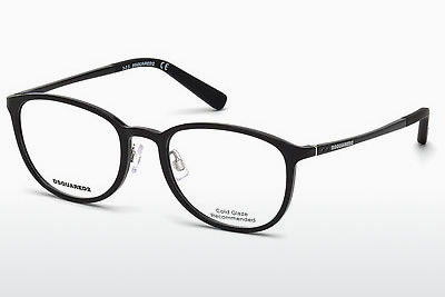 brille Dsquared DQ5220 001 - Sort