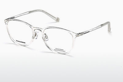 brille Dsquared DQ5220 026 - Hvit