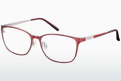 brille Elle EL13400 RE - Rød