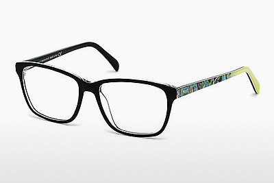 brille Emilio Pucci EP5032 003 - Sort, Transparent