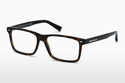 brille Ermenegildo Zegna EZ5002 053 - Havanna, Yellow, Blond, Brown