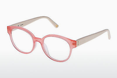 brille Escada VES381 03G9 - Rød, Transparent