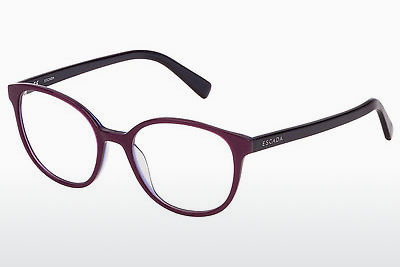 brille Escada VES452 0AC9 - Purpur, Blå