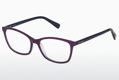 brille Escada VES453 0AC9 - Purpur, Blå
