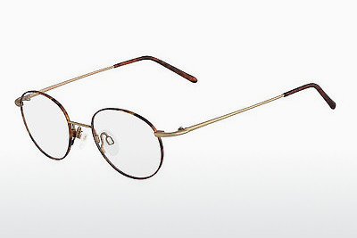 brille Flexon 623 215 - Brun, Havanna
