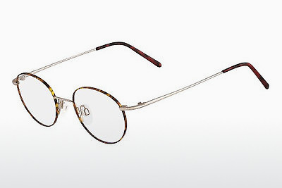 brille Flexon 623 243 - Brun, Havanna
