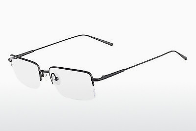 brille Flexon BRIN 001 - Sort, Chrome