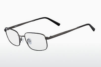 brille Flexon COLLINS 600 033 - Rødt metall