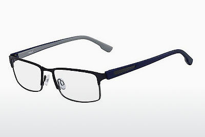 brille Flexon E1042 412 - Grå, Navy