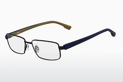 brille Flexon E1043 412 - Grå, Navy