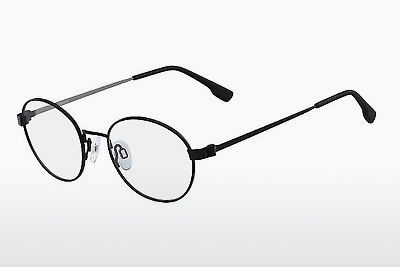 brille Flexon E1081 001 - Sort