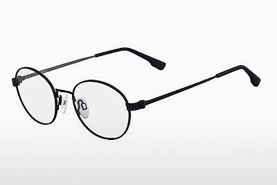 brille Flexon E1081 412 - Grå, Navy