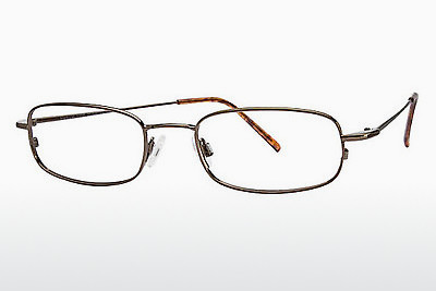 brille Flexon FLX 803MAG-SET 218 - Brun