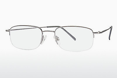 brille Flexon FLX 806MAG-SET 033 - Rødt metall