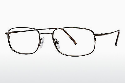 brille Flexon FLX 810MAG-SET 218 - Brun