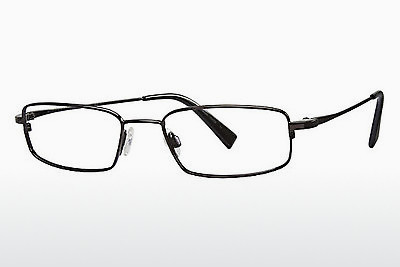 brille Flexon FLX 881MAG-SET 001 - Sort, Chrome