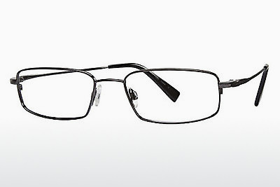 brille Flexon FLX 881MAG-SET 033 - Rødt metall