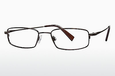 brille Flexon FLX 881MAG-SET 218 - Brun
