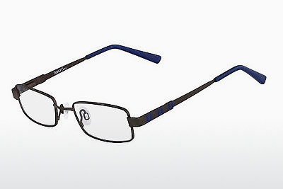 brille Flexon KIDS SATURN 210 - Brun