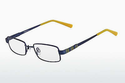 brille Flexon KIDS SATURN 412 - Grå, Navy