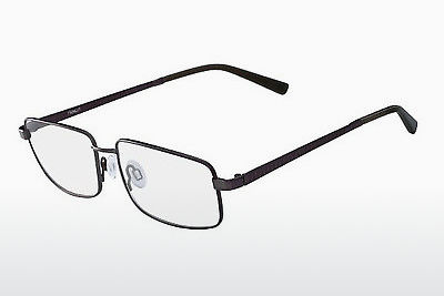 brille Flexon MARSHALL 600 033 - Rødt metall