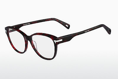 brille G-Star RAW GS2627 THIN TRASON 620 - Rød, Havana