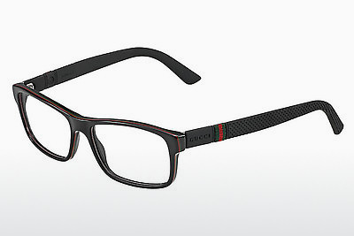 brille Gucci GG 1066 4UP - Sort