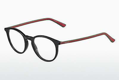brille Gucci GG 1103 MJ9 - Blkgrnred
