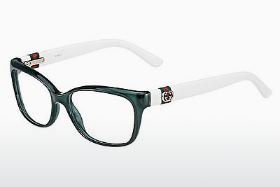 brille Gucci GG 3683 4UE - Blå, Turquoise