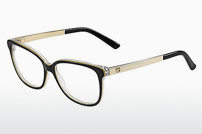 brille Gucci GG 3701 4WH - Sort, Gull