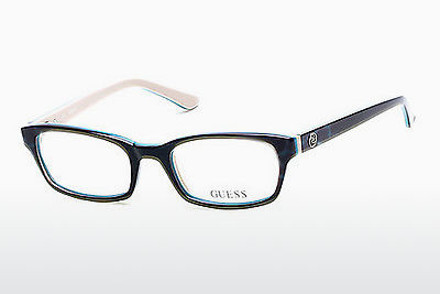 brille Guess GU2535 089 - Blå, Turquoise