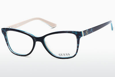 brille Guess GU2536 089 - Blå, Turquoise