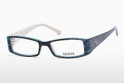 brille Guess GU2537 089 - Blå, Turquoise
