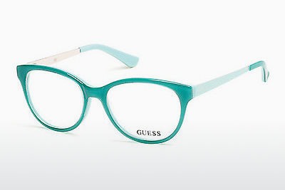 brille Guess GU2539 093 - Grønn, Bright, Shiny