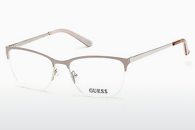 brille Guess GU2543 057 - Horn, Shiny
