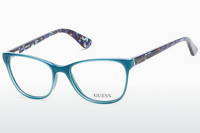 brille Guess GU2547 087 - Blå, Turquoise, Shiny