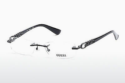brille Guess GU2557 002 - Sort, Matt