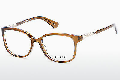 brille Guess GU2560 045 - Brun, Bright, Shiny