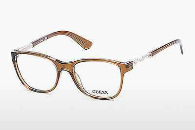 brille Guess GU2562 045 - Brun, Bright, Shiny