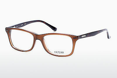 brille Guess GU2579 045 - Brun, Bright, Shiny