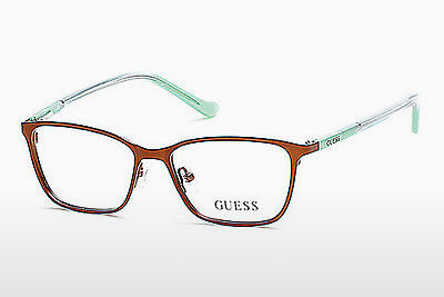 brille Guess GU9154 046 - Brun, Bright, Matt