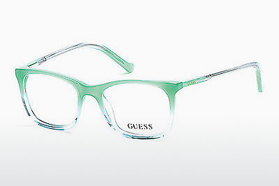 brille Guess GU9164 093 - Grønn, Bright, Shiny