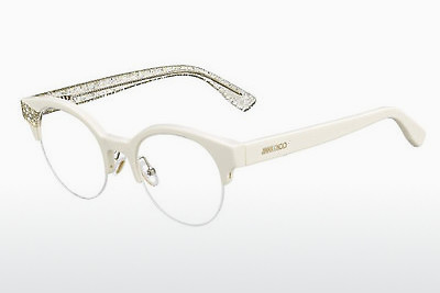 brille Jimmy Choo JC151 QA6 - Hvit, Gull