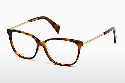 brille Just Cavalli JC0706 053 - Havanna, Yellow, Blond, Brown