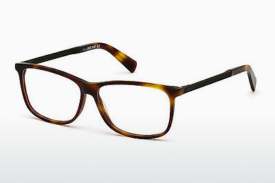 brille Just Cavalli JC0707 053 - Havanna, Yellow, Blond, Brown